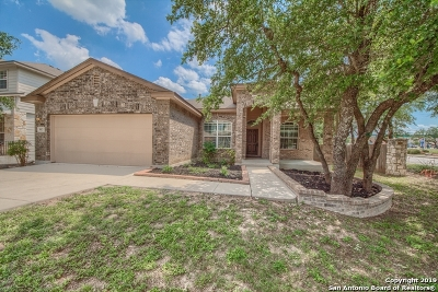 Bexar County Single Family Home New: 503 Perch Meadow