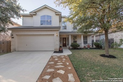 Helotes Single Family Home New: 8823 Feather Trail