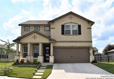 San Antonio Single Family Home New: 7923 Mahala Bluff