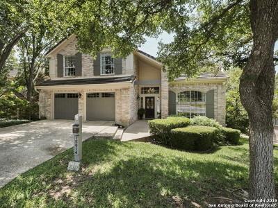 San Antonio Single Family Home New: 15814 Mission Ridge