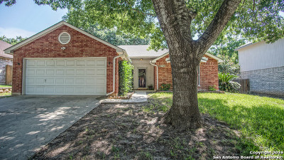 Schertz Single Family Home Active Option: 2704 Kingsland Circle
