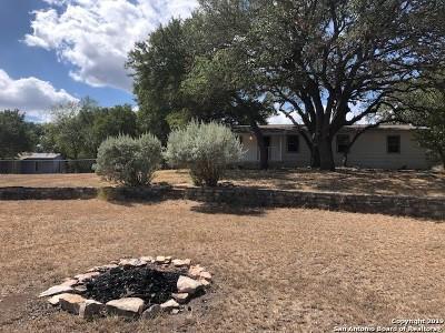 Canyon Lake Single Family Home New: 1795 Oak Meadows