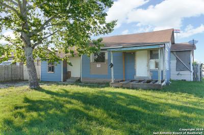 San Antonio Single Family Home New: 651 Monticello Ct