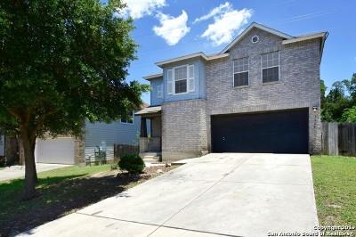 San Antonio Single Family Home New: 7850 Mainland Woods