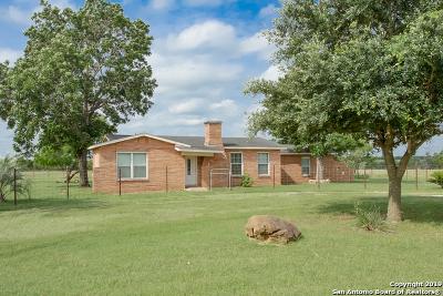 San Antonio Single Family Home New: 8842 New Sulphur Springs Rd