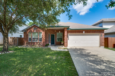 San Antonio Single Family Home New: 17143 Darlington Run