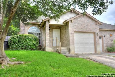 San Antonio Single Family Home New: 7909 Santa Catalina