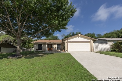 Single Family Home New: 1327 Tideland St