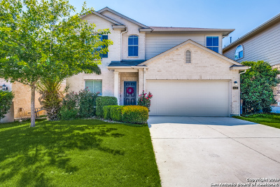 San Antonio Single Family Home New: 6430 Oldham Cove