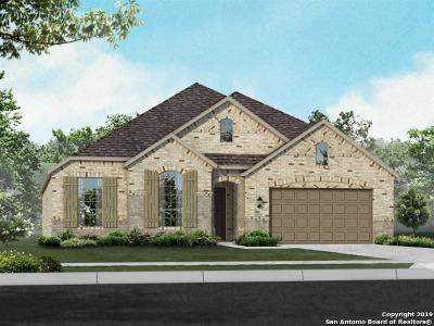 San Antonio Single Family Home New: 12306 Saddle Up