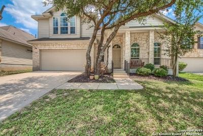 San Antonio Single Family Home New: 15346 Nesting Way