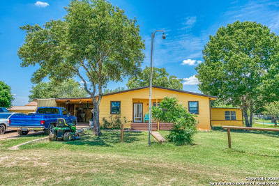San Antonio Single Family Home New: 9783 Loop 106