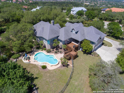 Stone Oak Single Family Home For Sale: 3 Champions Mark