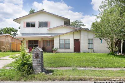 San Antonio Single Family Home New: 7631 Buckboard Ln