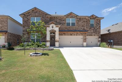 San Antonio Single Family Home New: 13626 Jack Heights