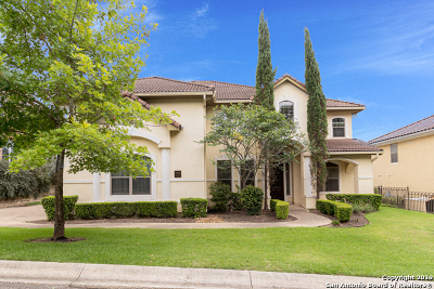 San Antonio Single Family Home New: 7226 Hovingham