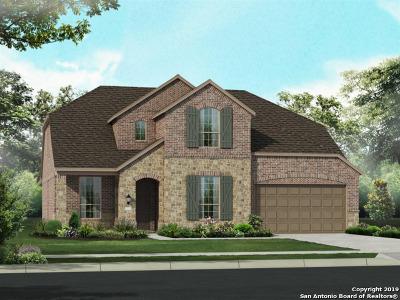 San Antonio Single Family Home New: 12311 Saddle Up