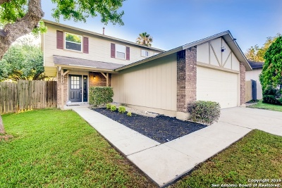 San Antonio Single Family Home New: 4719 Pleasant View