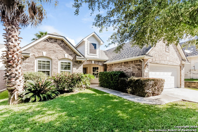 Cibolo Single Family Home For Sale: 138 Carnousty Dr