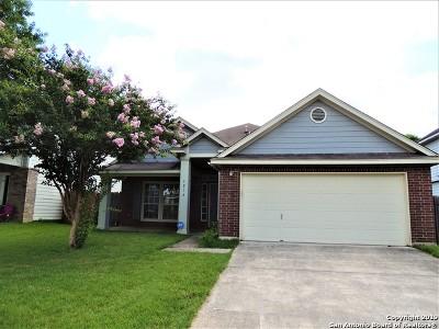 San Antonio Single Family Home New: 5218 Canary Hollow