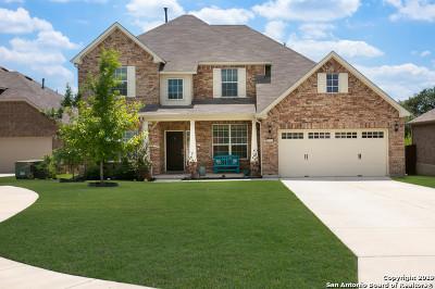 San Antonio Single Family Home New: 3715 Retreat Run
