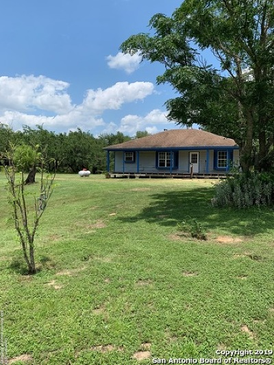 Atascosa County Single Family Home For Sale: 1297 Marbach Rd