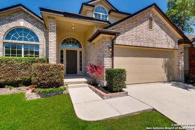 Bexar County Single Family Home New: 335 Soaring Breeze
