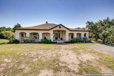 New Braunfels Single Family Home New: 193 Quarry Crest