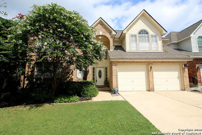 Bexar County Single Family Home New: 13507 Maple Brook Dr