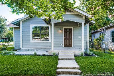 San Antonio TX Single Family Home New: $155,000