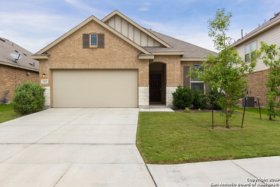San Antonio Single Family Home New: 13821 Longrock