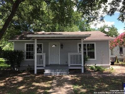 San Antonio Single Family Home New: 3267 Pitluk Ave