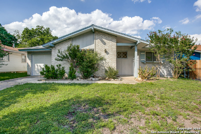 San Antonio Single Family Home New: 4919 Teasdale Dr