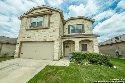 San Antonio Single Family Home New: 11634 Pelican Cv