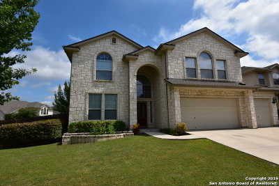 San Antonio Single Family Home New: 10639 Trotters Bay