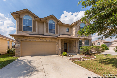 San Antonio Single Family Home New: 15203 Wingstar