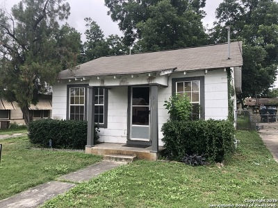 San Antonio Single Family Home New: 338 Jennings Ave