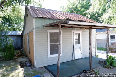 San Antonio Single Family Home New: 115 Jesus Aly