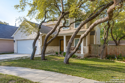 San Antonio Single Family Home New: 10810 Sierra Ridge Dr