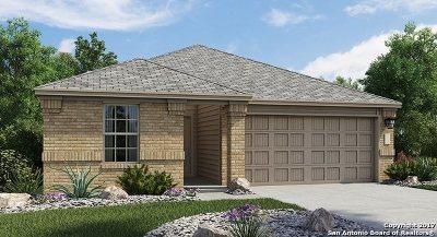 Converse Single Family Home New: 8438 Cassia Cv