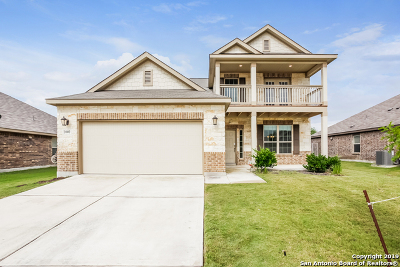 New Braunfels Single Family Home Back on Market: 2002 Kalli Jo Ln