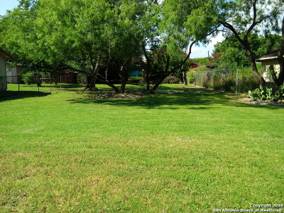 San Antonio Residential Lots & Land New: 1435 Santa Rita 1