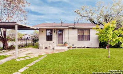 San Antonio Single Family Home New: 258 Carlota Ave