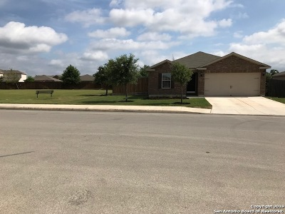San Antonio Single Family Home New: 6506 Luckey Tree