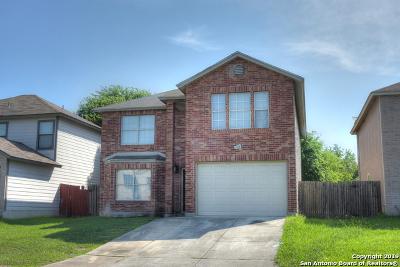 Converse Single Family Home New: 6934 Saharastone Dr