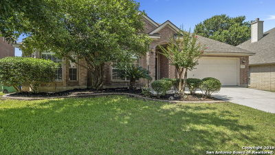 San Antonio Single Family Home New: 5106 Ascot Pl