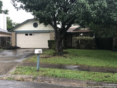 Universal City Single Family Home New: 819 Fern Meadow Dr
