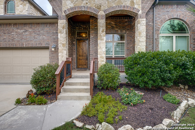 Boerne Single Family Home New: 8219 Mystic Chase