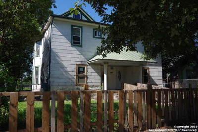 Single Family Home New: 2302 W Houston St