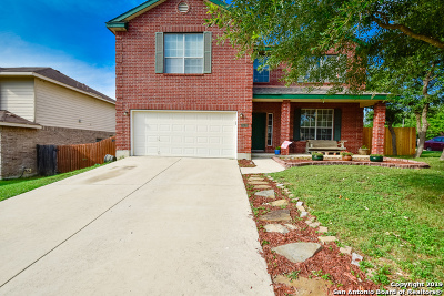 Schertz Single Family Home New: 3628 Augusta Glade